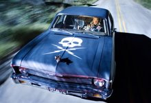 The Death Proof car