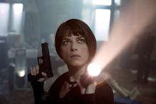 Selma Blair as Liz in Hellboy II: The Golden Army