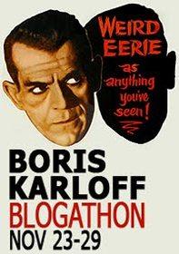 Boris Karloff Blogathon large