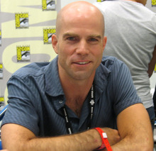 Brian Taylor, co-writer/producer of Pathology