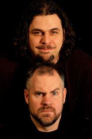 Kent Nichols and Doug Sarine