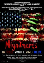 Nightmares in Red White and Blue poster