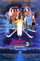Nightmare on Elm Street 3 poster