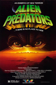 Alien Predator poster
