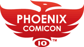 Phoenix Comicon 2010 logo