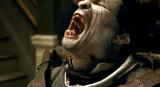 Benicio del Toro transforming in The Wolfman (2010)