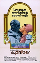 Abominable Dr. Phibes poster