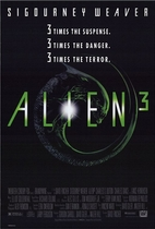 Alien 3 poster
