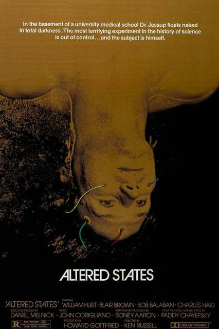 Altered States poster