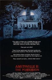Amityville II poster