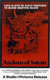 Asylum of Satan poster
