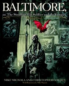 Baltimore Graphic Novel