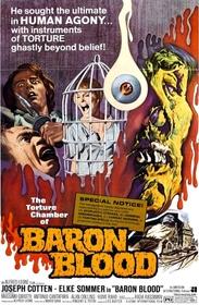 Baron Blood poster