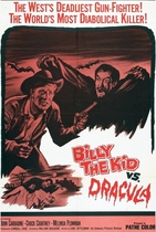 Billy the Kid vs. Dracula poster
