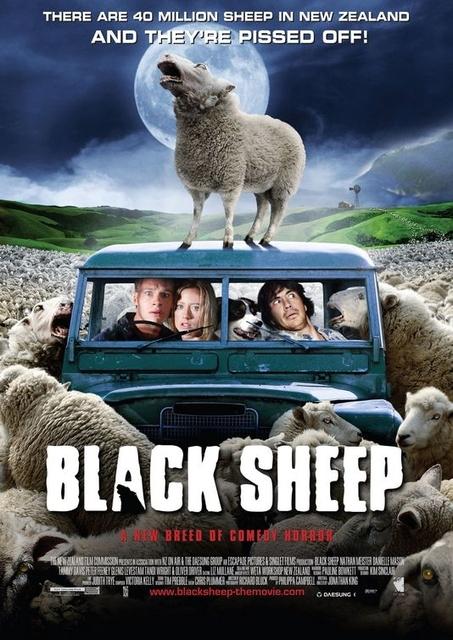 Black Sheep 2006 poster
