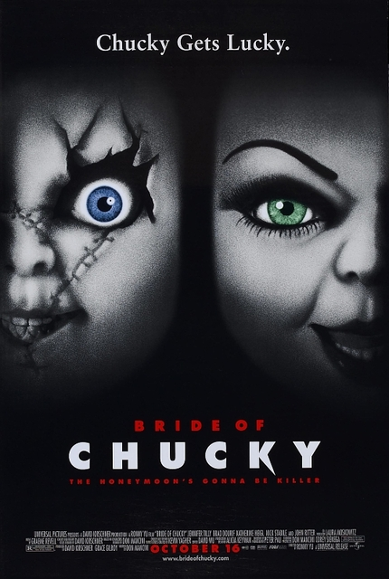 Bride of Chucky poster