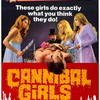 Cannibal Girls poster