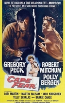 Cape Fear 1962 poster