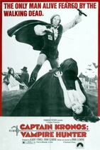 Captain Kronos Vampire Hunter poster