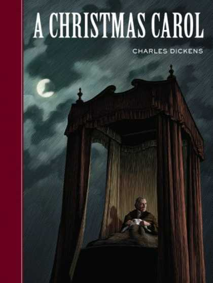 Cold Reads A Christmas Carol cover
