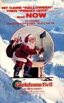 Christmas Evil poster