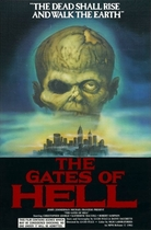 City of the Living Dead (Gates of Hell) poster