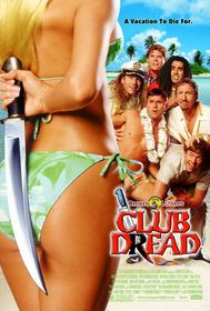 Club Dread poster