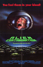 Contamination (1980) poster