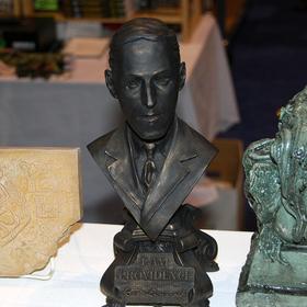 Cthuliana Corner - Lovecraft bust