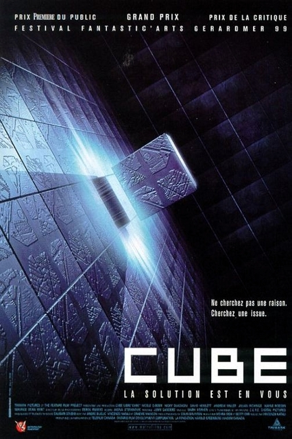 Cube poster