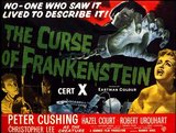 Curse of Frankenstein quad