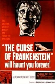 Curse of Frankenstein 1957
