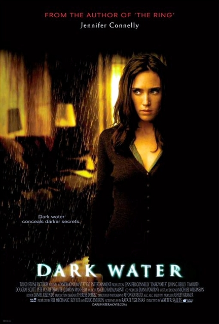 Dark Water 2005 poster