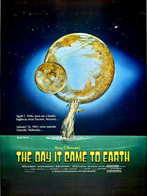 The Day It Came to Earth poster