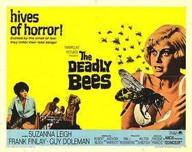 Deadly Bees poster
