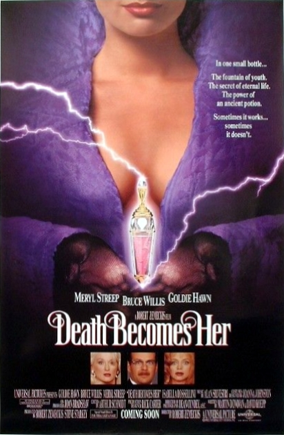 Death Becomes Her poster