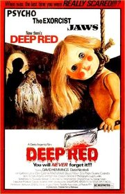 Deep Red 1975 poster