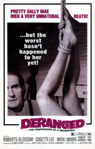 Deranged poster