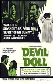 Devil Doll 1964 poster