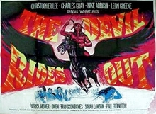 Devil Rides Out poster