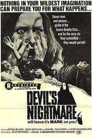 Devil's Nightmare poster