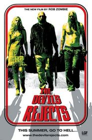 Devil's Rejects poster