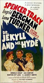 Dr. Jekyll and Mr. Hyde 1941 poster