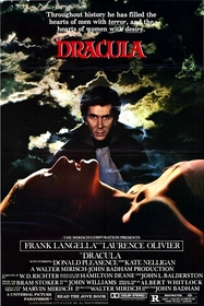 Dracula 1979 poster