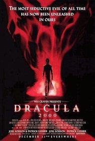 Dracula 2000 poster