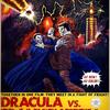 Dracula vs. Frankenstein 1971 poster