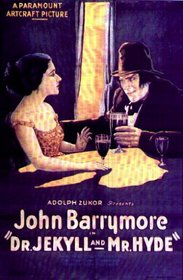 Dr Jekyll and Mr Hyde 1920 poster