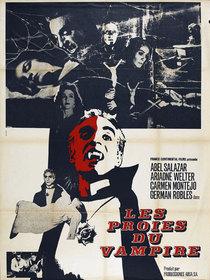 El Vampiro poster