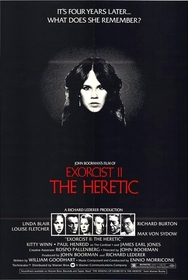 Exorcist II poster