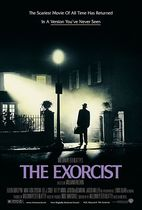 The Exorcist Re-Release poster